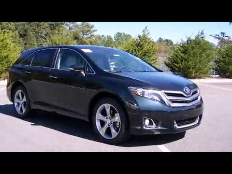 2014 toyota venza limited v6 in marietta ga 30060 youtube. Black Bedroom Furniture Sets. Home Design Ideas