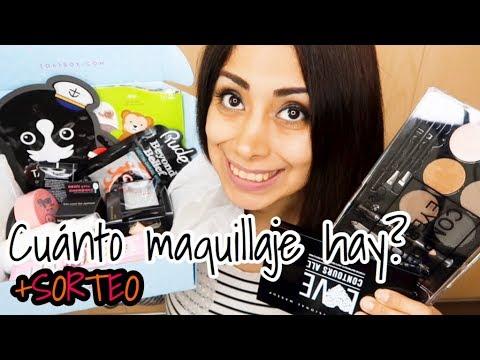HAUL! cuanto maquillaje puedes comprar con 170 USD? + sorteo