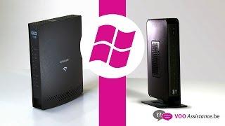 VOO - Avec Windows 7, comment connecter mon ordinateur à internet par le Wi-Fi ?
