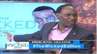 Ezekiel Mutua: I will start by banning this show -The Wicked Edition