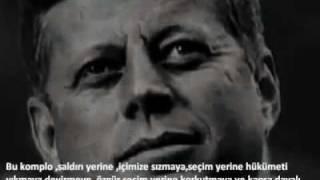 John F Kennedy'yi Bu Sözleri İpe Götürdü (25esad52)