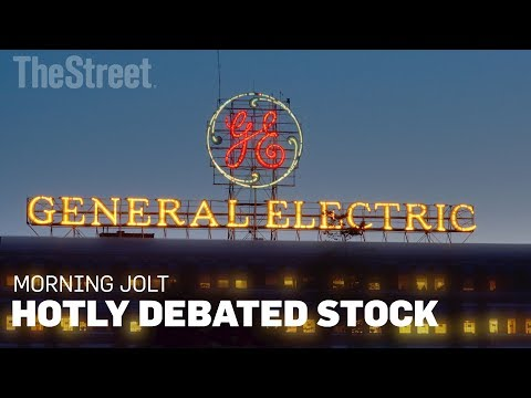 What General Electric's Stock Price Is Secretly Saying