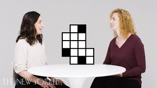 Writing the Perfect Crossword Puzzle Clue | The New Yorker