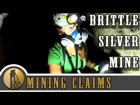 Historic Brittle Silver Mine - Colorado - Gold Rush Expeditions