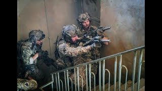 CBS This Morning :退役特戰人員與劇組合作拍攝《海豹突擊隊》