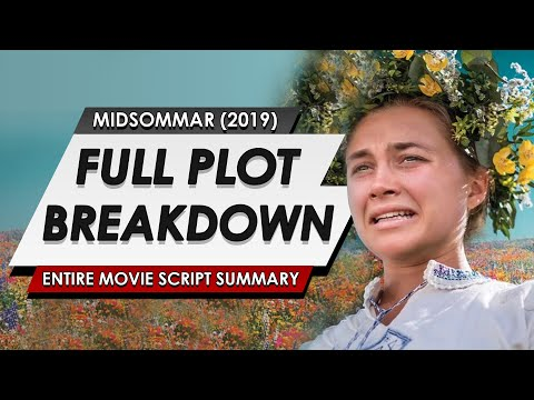 Midsommar: Plot Leak Breakdown | Entire Script Summary Of The New Horror Movie Explained