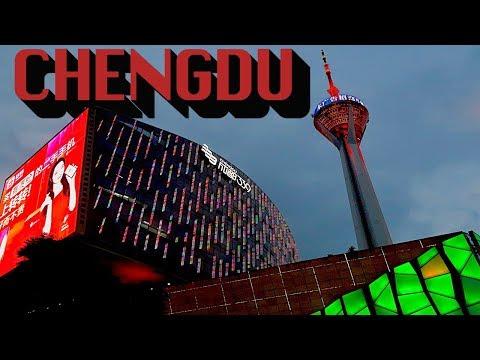 Chengdu: Top 10 | West Pearl Tower | (FULL HD)