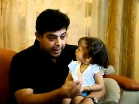 Cutest Video Ever. Baby Girl With Her Dad.