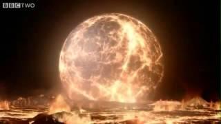 Słońce ziemia księżyc 13.7mld lat w 4 minuty