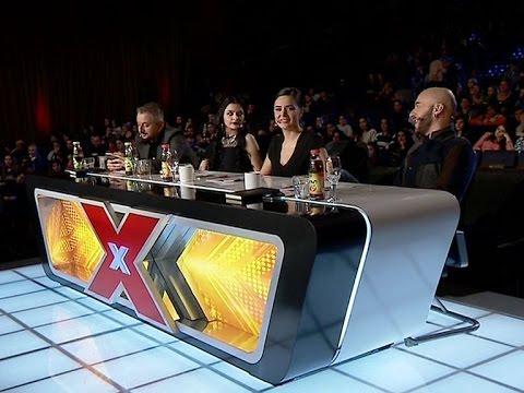 X Factor - Pirveli Gadacema!