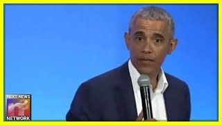 Obama Lectures Young Students On 'How To Act' Correctly