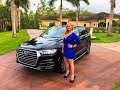 Sold!! 2017 Audi Q7 Quattro Premium Plus Review W/maryann For Sale By: Autohaus Of Naples