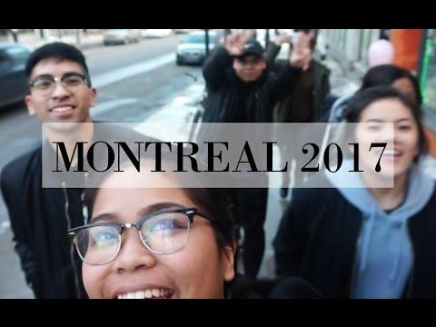 VLOG: Montreal 2017