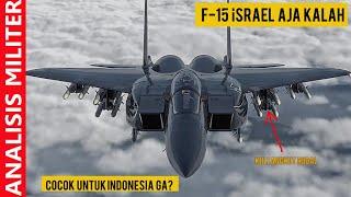 Varian Tercanggih, Apakah Pesawat Tempur F-15EX Ini Cocok Untuk Militer Indonesia?