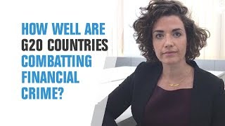 How well are G20 countries combatting financial crime? | Transparency International