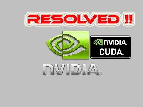 Enable CUDA for graphics card | Nvidia GTX 970 | Xilisoft Video Converter