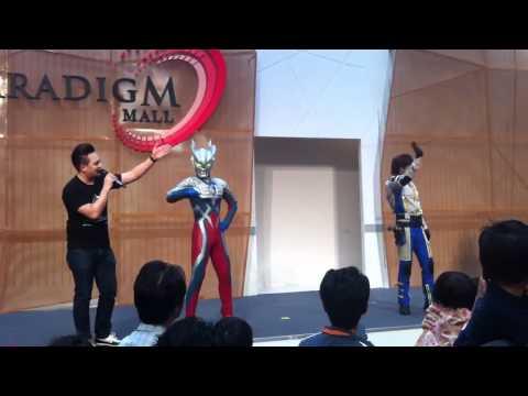 Ultraman in Malaysia