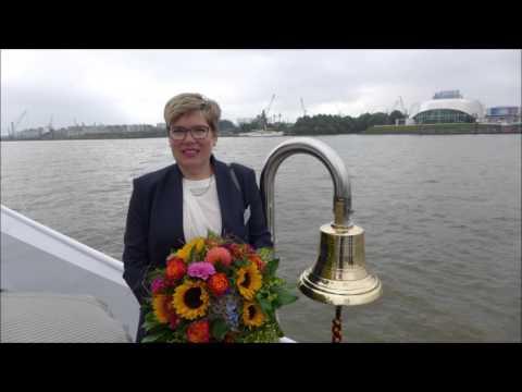 BUNKER SERVICE 14  Taufe Hamburg 25 9 2015