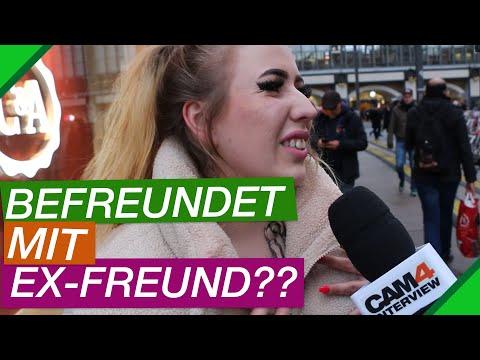 Freundschaft mit der EX-Freundin (Straßenumfage)