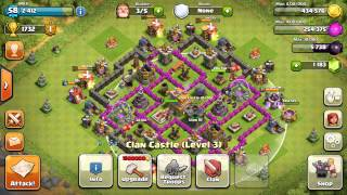 Best TH7 and TH8 Trophy Pushing and Farming Strategy | Balloonion | Attack Strategies