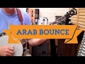 Arab Bounce - Walk Through and Demo - Bluegrass Banjo