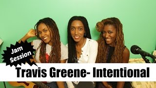 Travis Greene - Intentional | 3B4JOY Cover