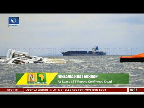 Ferry Capsizes On Lake Victoria In Tanzania |Network Africa|