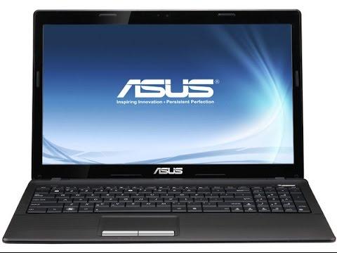 Asus K53Z Notebook Face Logon Driver Download