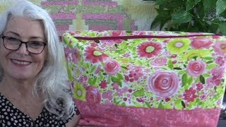 Knitters Large Storage Bag