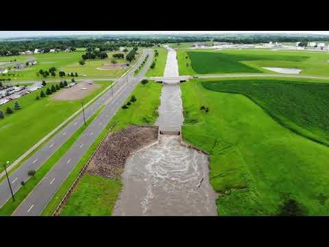 07.03.2018 Marshall, MN Flood Event