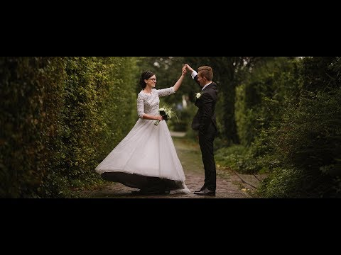Bruiloftsfilm impressie Jasper en Margreet