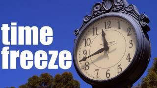 Sony Vegas Pro: Freeze Time