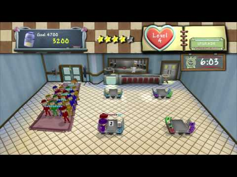 Diner Dash (PS3 Demo) - Endless Mode (8275) (2/13/10)