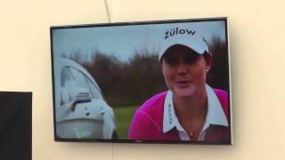 Mercedes-Benz Vision Golf Cart 2013 Videos