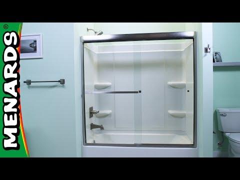 Tub and Shower Door Installati...
