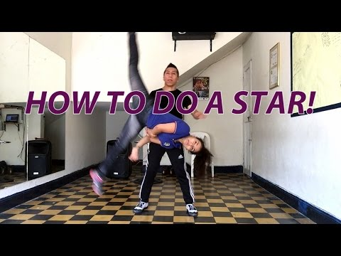 How to do a star Salsa Dancing Colombia