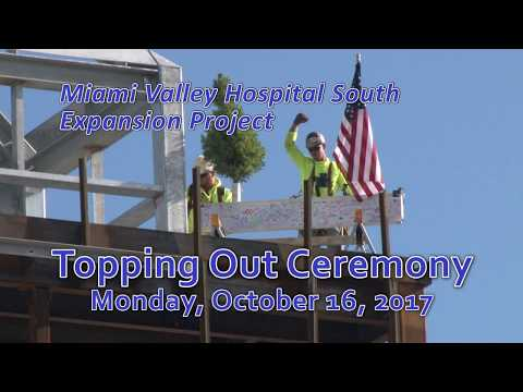 MVHS Topping Out Ceremony
