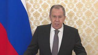 У Германии ПРОВАЛЫ В ПАМЯТИ! Срочное заявление Лаврова об отношениях России и Запада