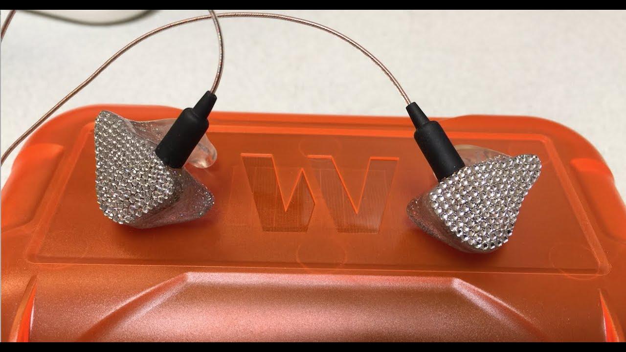 westone es60 in ear monitor un boxing video youtube. Black Bedroom Furniture Sets. Home Design Ideas