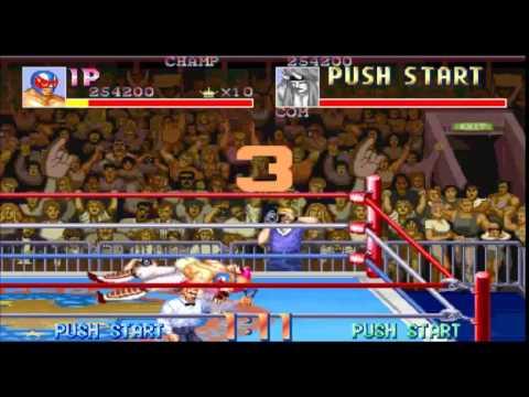 [Saturday Night Slam Masters] El Stingray Title Run