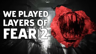 Exploring Terror In Layers Of Fear 2
