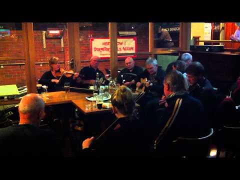 Irish Trad Music Session - Corkman Irish Pub, Melbourne Australia