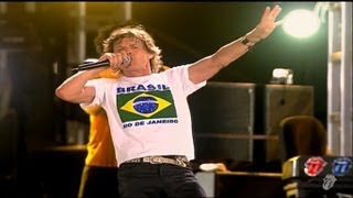 Смотреть клип The Rolling Stones - (I CanT Get No) Satsfaction (Live) - Official