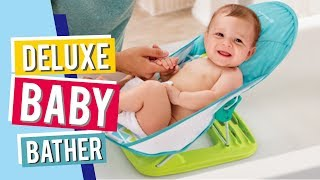 Deluxe Baby Bather untuk Memandikan Adik Bayi
