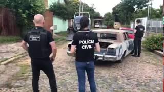 Polícia Civil prende investigados em fraude no Detran RS