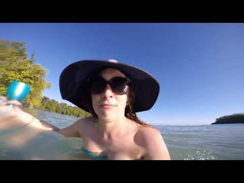 Solomon Island Snorkel Go Pro