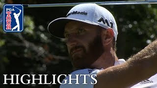 Dustin Johnson extended highlights | Round 1 | Dell Technologies