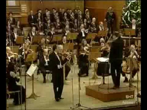 Paganini - la campanella - Mario Hossen, Violine