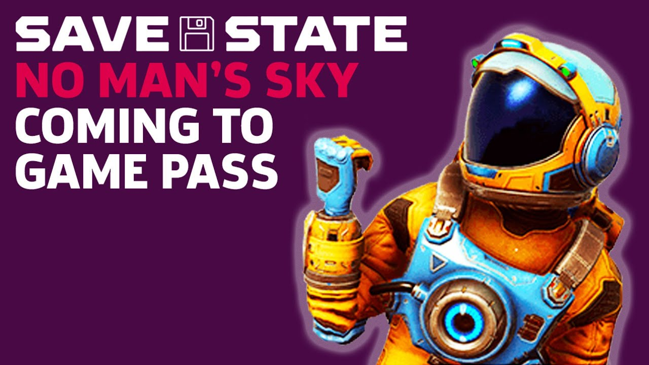 No Man's Sky Coming To Game Pass, Windows Store On PC | Save State
