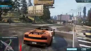 Need for speed most wanted part.2